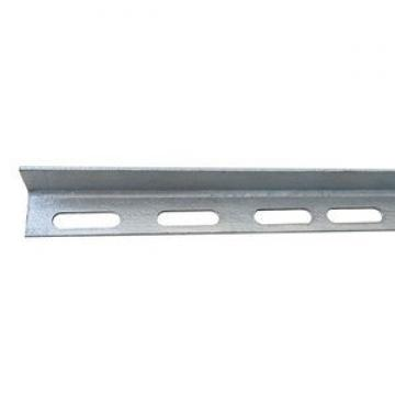 1X1 angle iron price metal mild equal hot rolled galvanized perforated steel angle bar